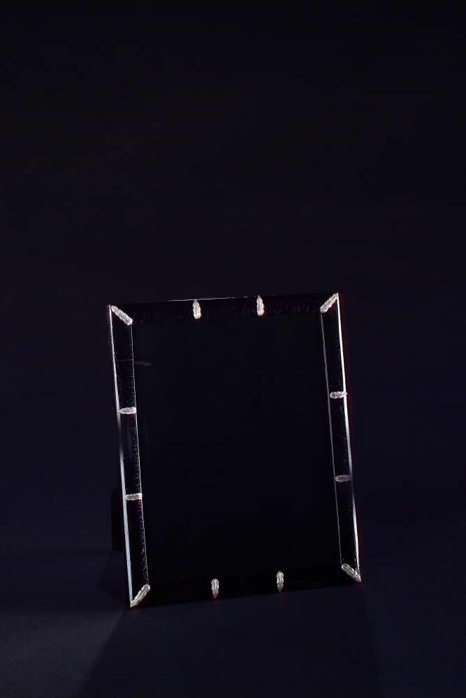 VANUCCI ヴァヌーチ フォトフレームL(ブラックペンシェル) 【VC12024】